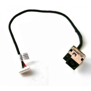 DC power jack connecteur alimentation avec cable HP Pavilion G62 CQ62 G72 ....