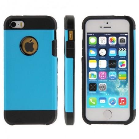 Coque Anti Chocs S-ARMOR G2 pour iPhone 5 Bleu