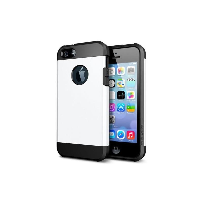 Coque Anti Chocs S-ARMOR G2 pour iPhone 5 Blanc