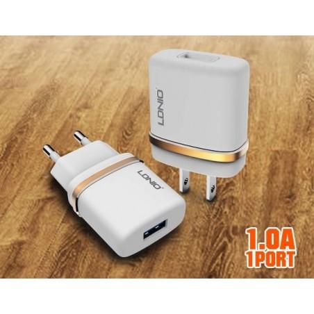 Chargeur Secteur Micro-USB 1 Port USB LDNIO DL-AC50S 1A