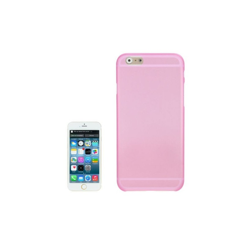 Coque Mate Slim pour iPhone 6/6S Rose