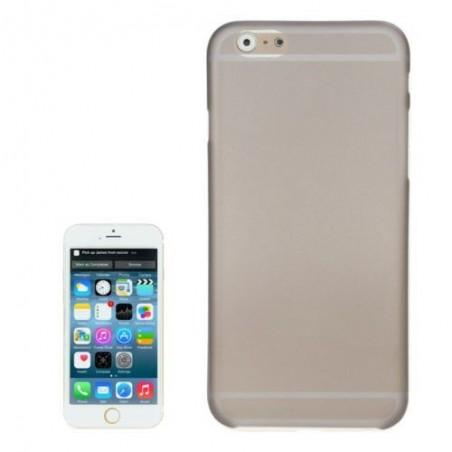 Coque Mate Slim pour iPhone 6/6S Noir
