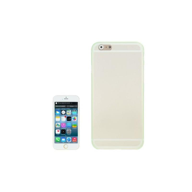 Coque Mate Slim pour iPhone 6/6S Vert