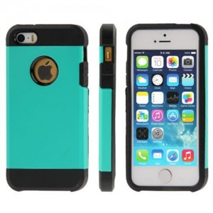 Coque Anti Chocs S-ARMOR G2 pour iPhone 5 Turquoise