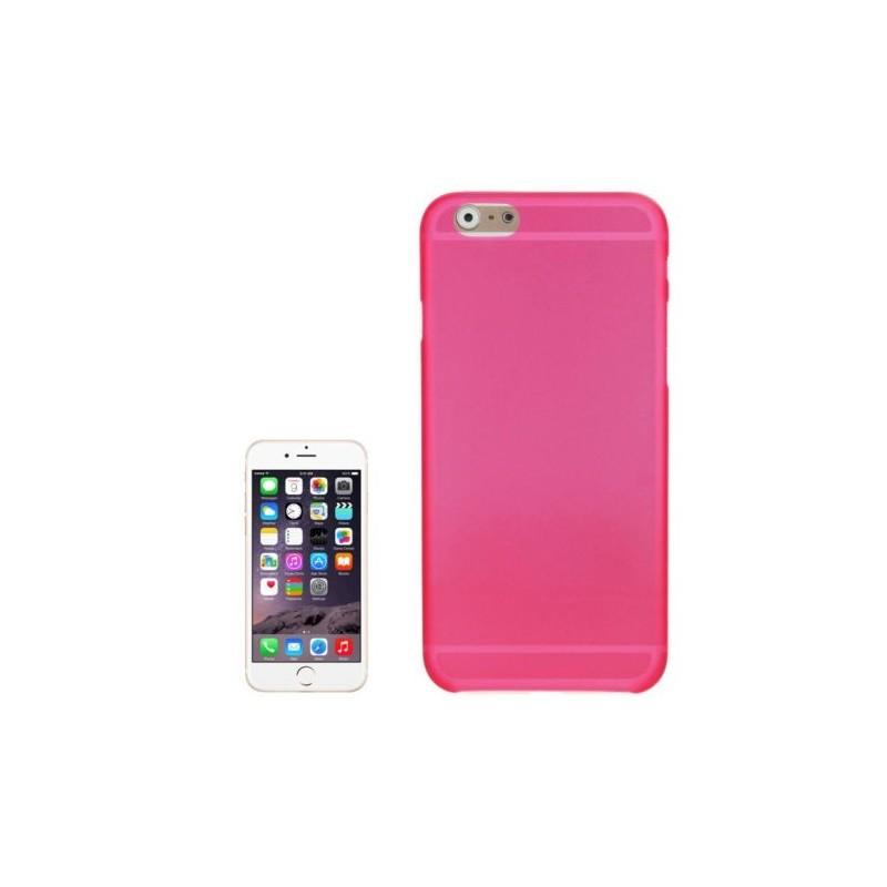 Coque Mate Slim pour iPhone 6/6S Plus Rouge