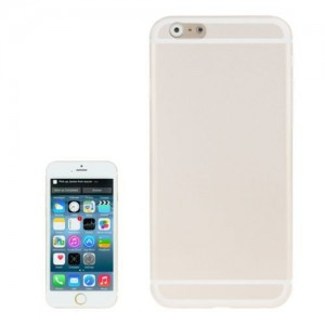 Coque Mate Slim pour iPhone 6/6S Transparent