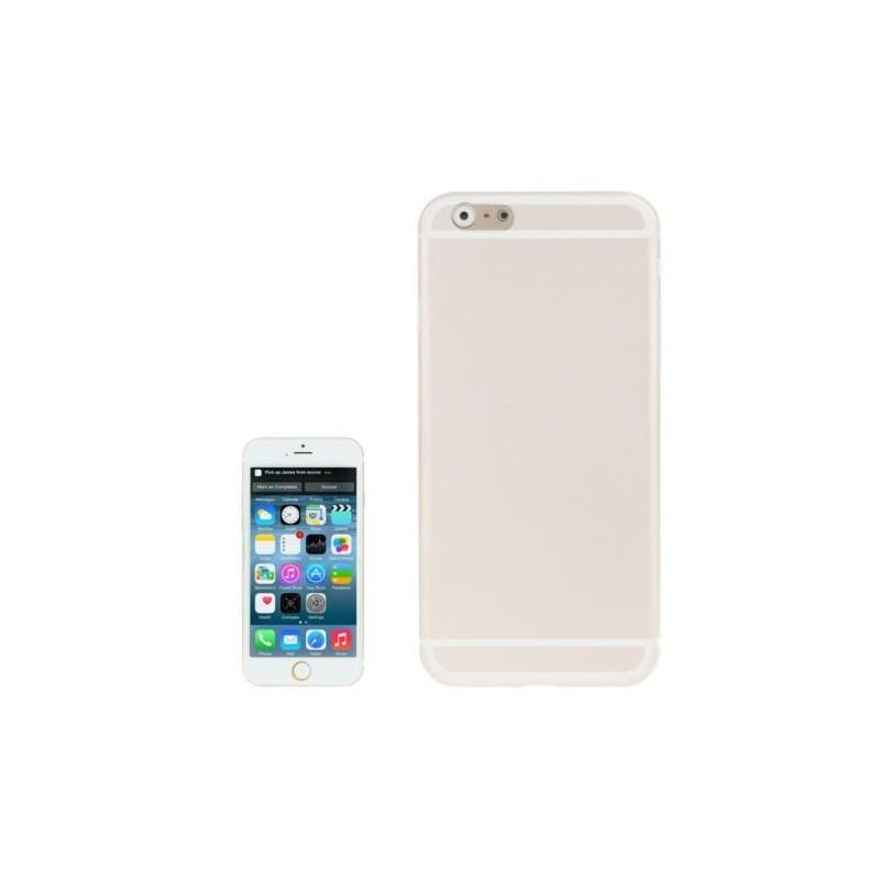Coque Mate Slim pour iPhone 6/6S Transparent