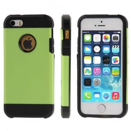 Coque Anti Chocs S-ARMOR G2 pour iPhone 5 Vert