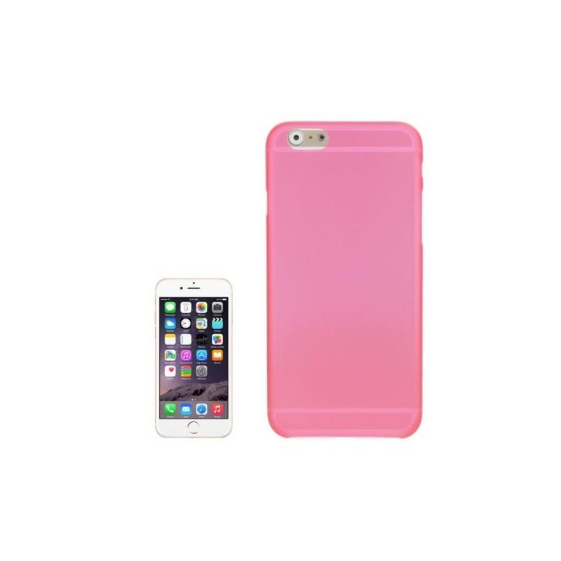 Coque Mate Slim pour iPhone 6/6S Plus Magenta