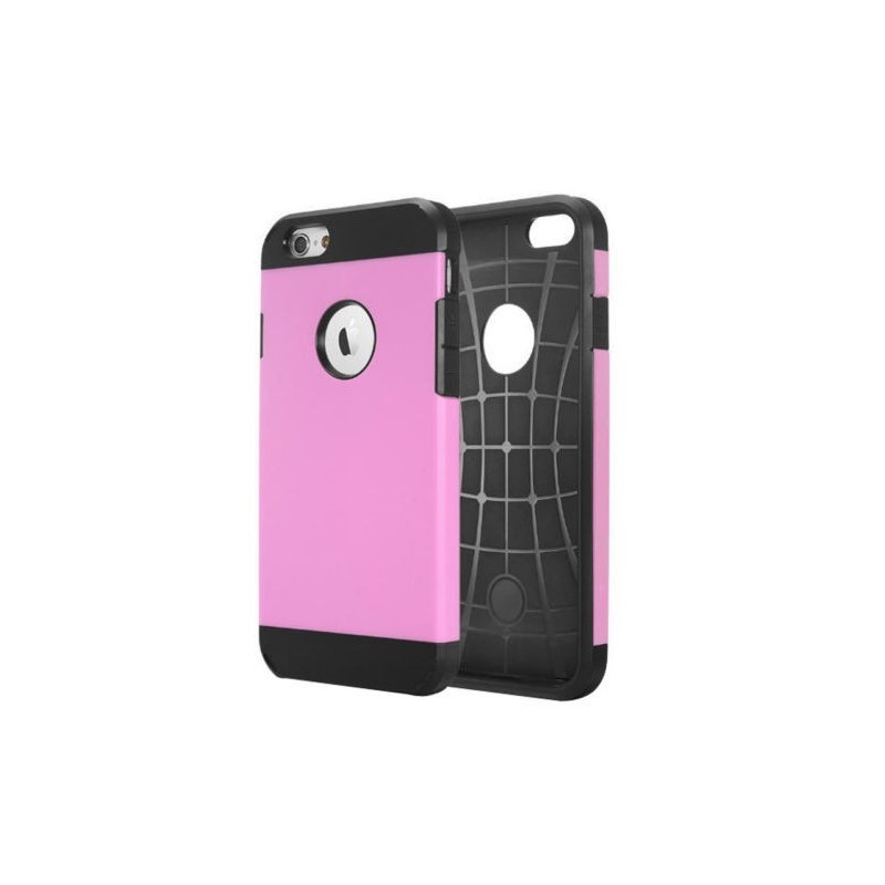 Coque Tough Armor pour iPhone 6/6S Rose