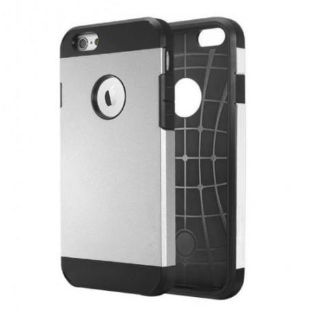 Coque Tough Armor pour iPhone 6/6S Argent