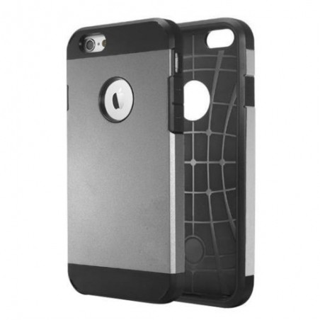 Coque Tough Armor pour iPhone 6/6S Gris