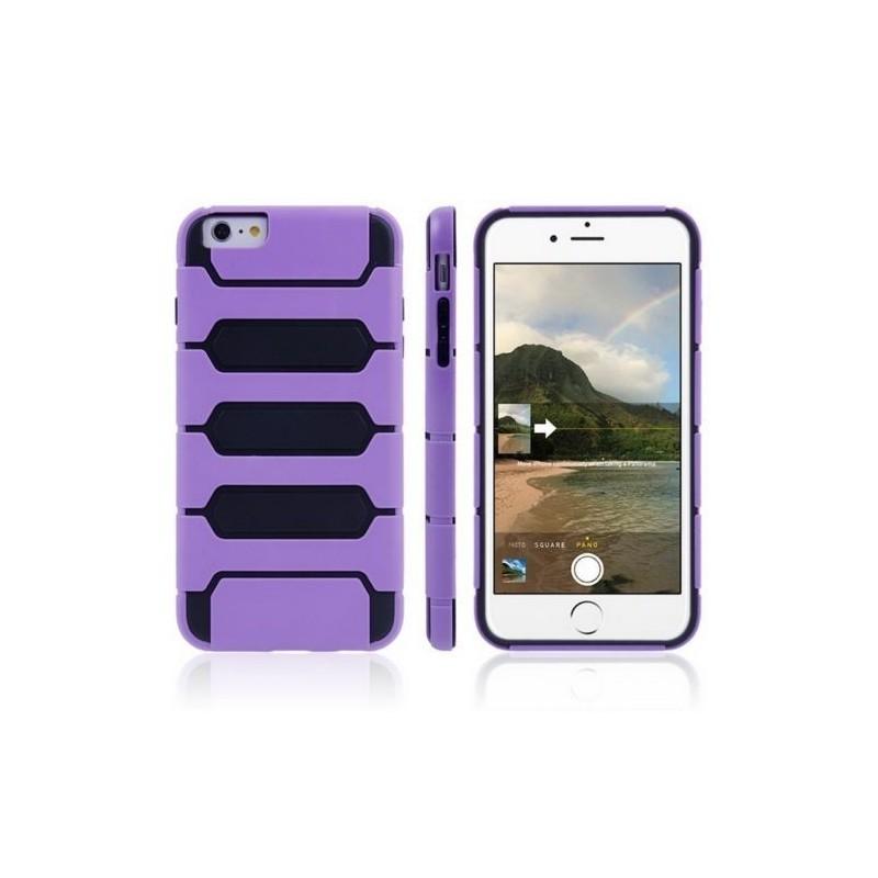 Coque Tank Series pour iPhone 6/6S Plus Violet