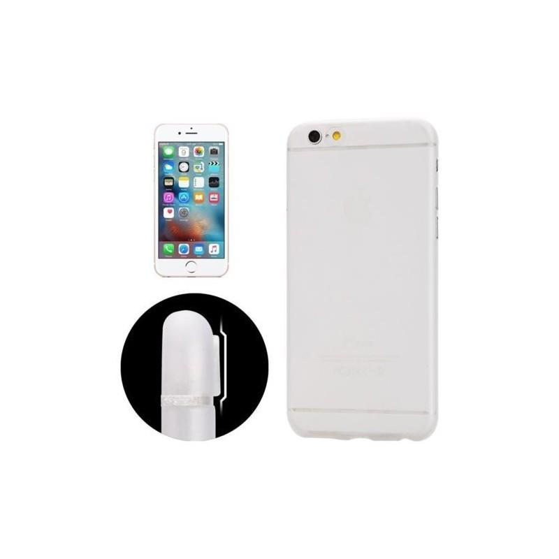 Coque Ultra Slim Translucide pour iPhone 6/6S Transparent