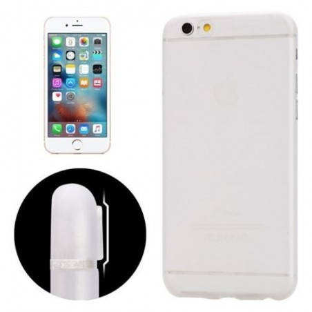 Coque Ultra Slim Translucide pour iPhone 6/6S Transparent