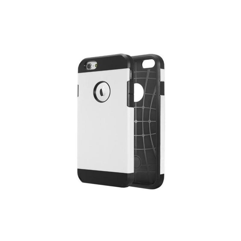 Coque Tough Armor pour iPhone 6/6S Blanc