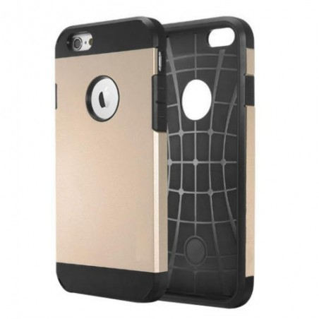Coque Tough Armor pour iPhone 6/6S Or