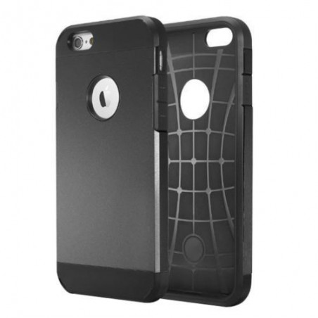 Coque Tough Armor pour iPhone 6/6S Noir