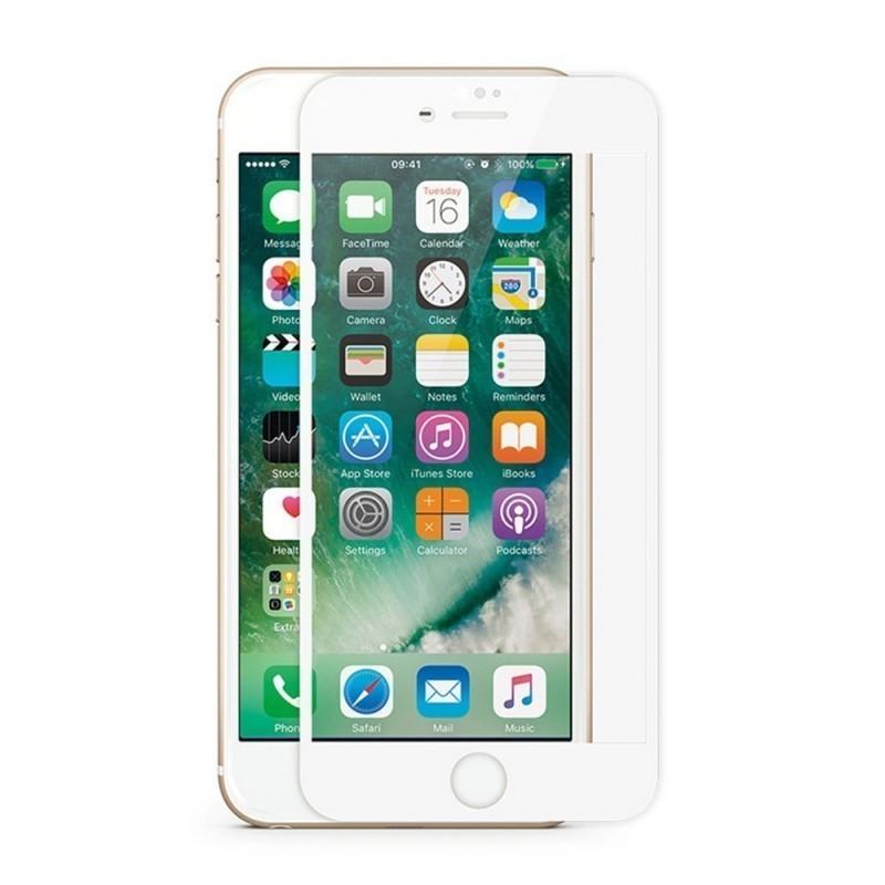 1 Verre Trempé iPhone 7 4d