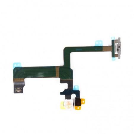 Nappe power + micro secondaire + Flash pour iPhone 6 Plus