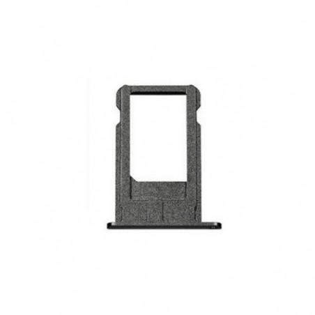 Tiroir Support Sim pour iPhone 6 Noir