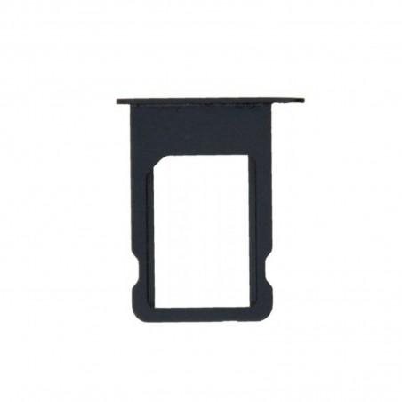Tiroir SIM pour iPhone 6s Noir