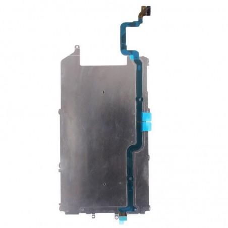 Plaque métal LCD avec nappe bouton home pour iPhone 6 Plus