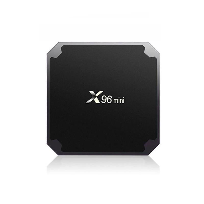 Décodeur multimédias Smart TV Box Android 7.1 X96 Mini 1G/8G