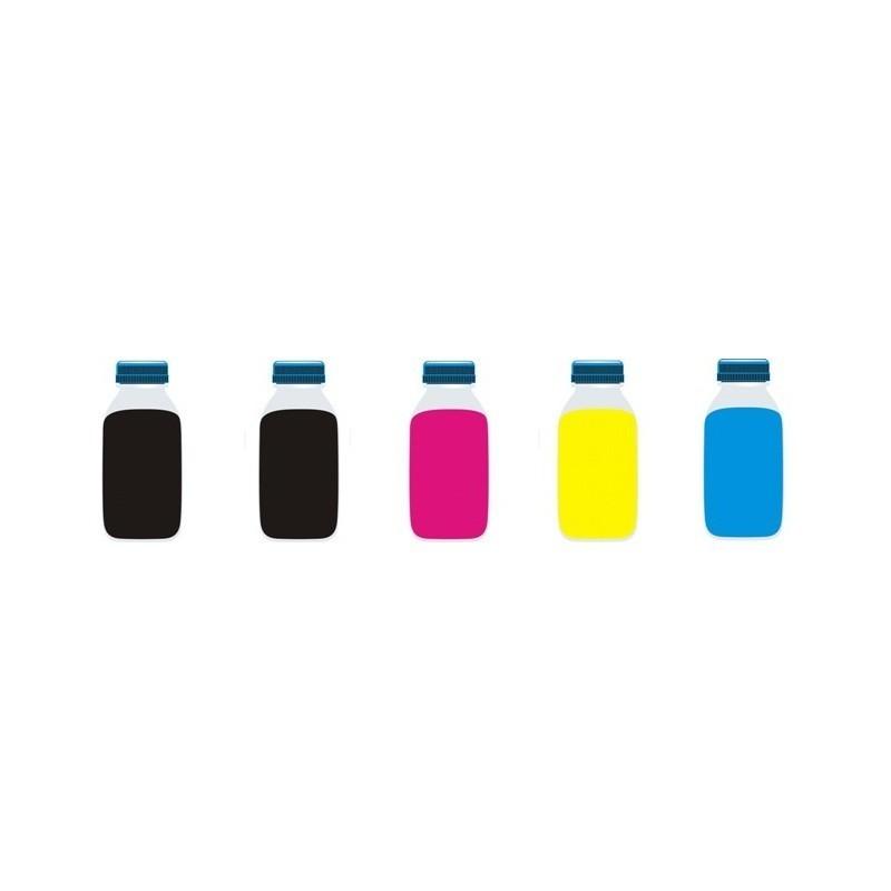 Encre pour Cartouches rechargeable compatible Canon PG525-CLI-526 500ml